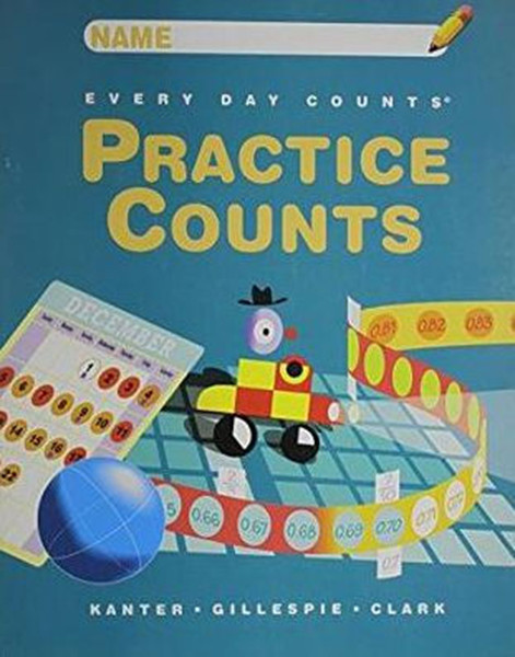 Great Source Every Day Counts: Practice Counts Workbook Grade 5 Second Edition