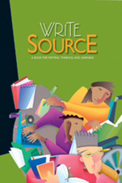 Write Source 2009 Student Textbook Softcover 12th Grade