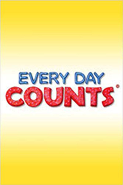 Great Source Every Day Counts Calendar Math Replacement Set 3rd Grade