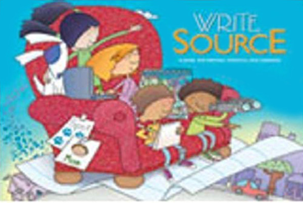 Write Source 2012 Student Textbook K