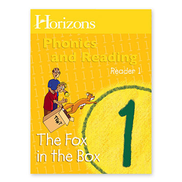 Horizons 1st Grade Phonics & Reading Student Reader 1, The Fox in the Box