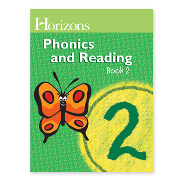 Horizons Phonics Student Book 2 2nd Grade