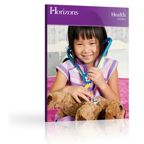 Horizons Health 1st Grade Workbook