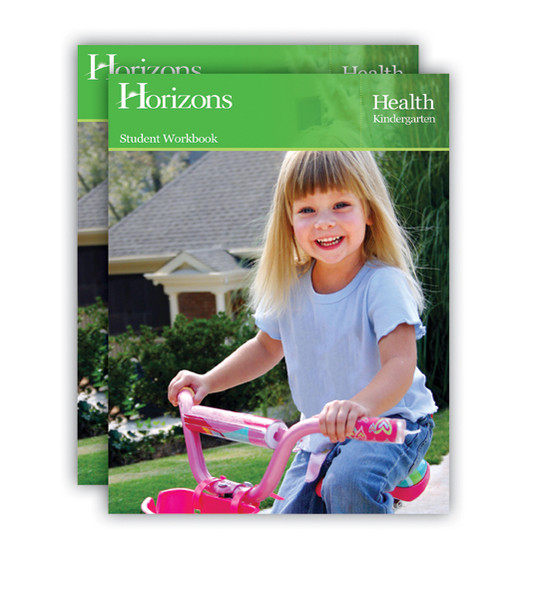 Horizons Health Homeschool Curriculum Set Kindergarten