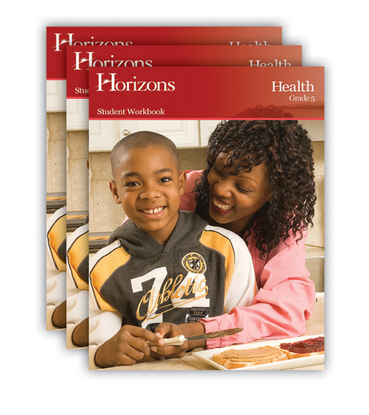 Horizons Health Homeschool Curriculum Set 5th Grade