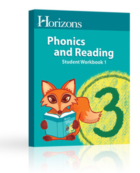 Horizons 3rd Grade Phonics & Reading Student Book 1