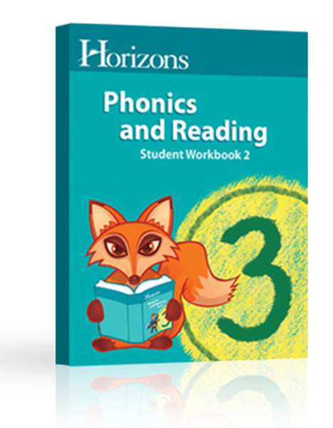 Horizons 3rd Grade Phonics & Reading Student Book 2