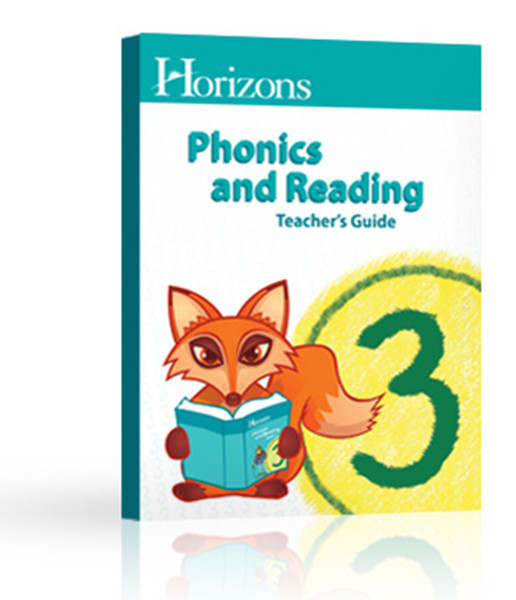 Horizons 3rd Grade Phonics & Reading Teacher's Guide