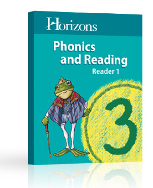 Horizons 3rd Grade Phonics & Reading Student Reader 1, The Frog Prince
