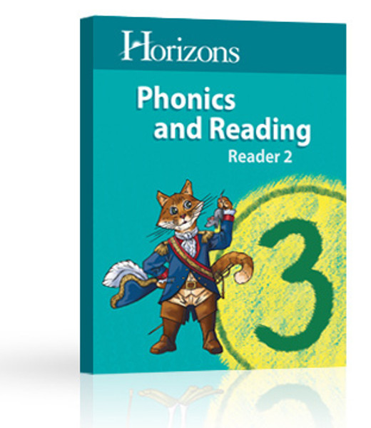 Horizons 3rd Grade Phonics & Reading Student Reader 2, Puss in Boots