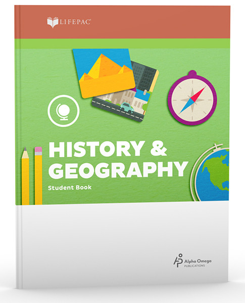 LIFEPAC History & Geography Teacher's Guide 2nd Grade