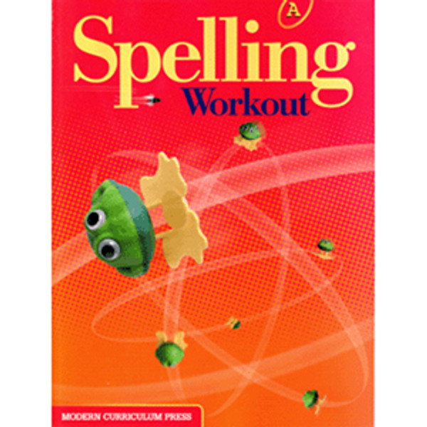 MCP Spelling Workout 2002 Student Book A