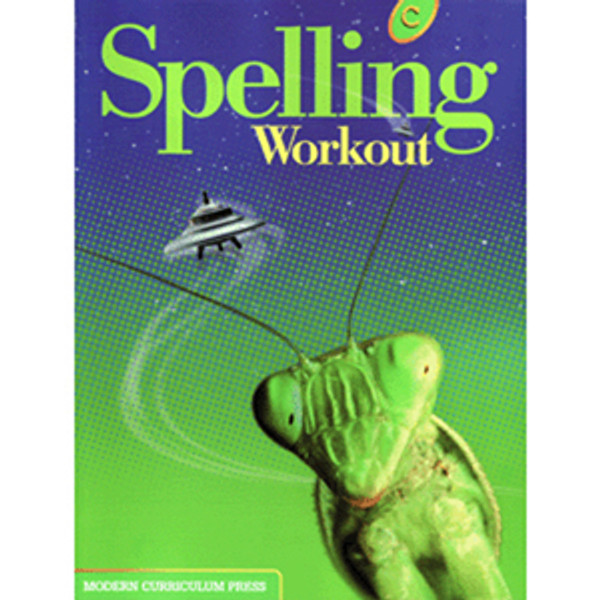 MCP Spelling Workout 2002 Student Book C