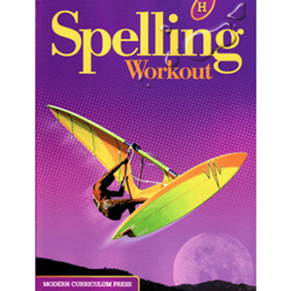 MCP Spelling Workout 2002 Student Book H