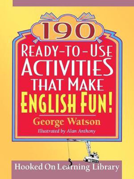190 Ready-To-Use Activities That Make English Fun!