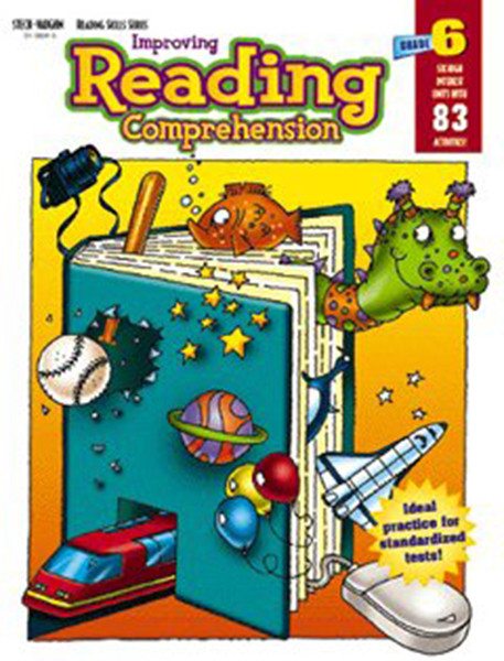 Improving Reading Comprehension Book 3rd Grade
