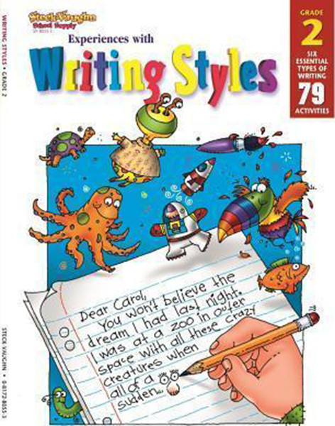 Experiences with Writing Styles Reproducible Grade 2