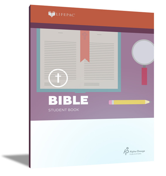 LIFEPAC Bible Teacher Guide 3rd Grade