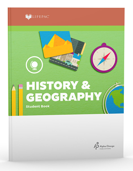 LIFEPAC History & Geography Teacher Book Part 2 1st Grade