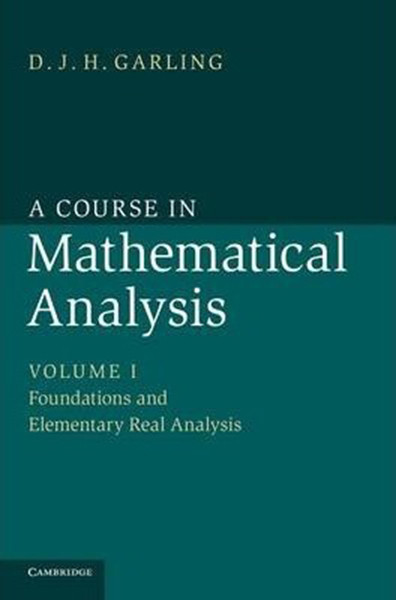 A Course in Mathematical Analysis, 3 Volume Set