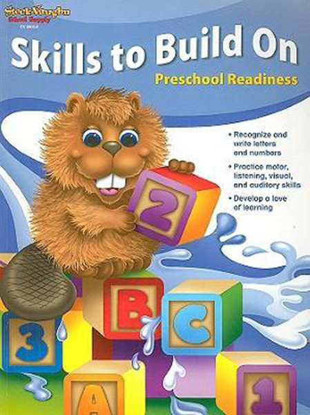 Skills to Build On: Preschool Readiness Reproducible