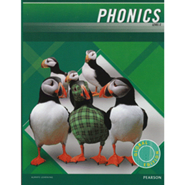 MCP Plaid Phonics 2011 Student Book Level C