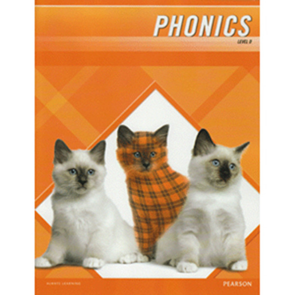 MCP Plaid Phonics 2011 Student Book Level D