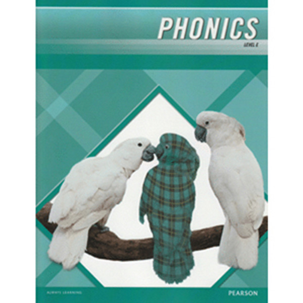 MCP Plaid Phonics 2011 Student Book Level E