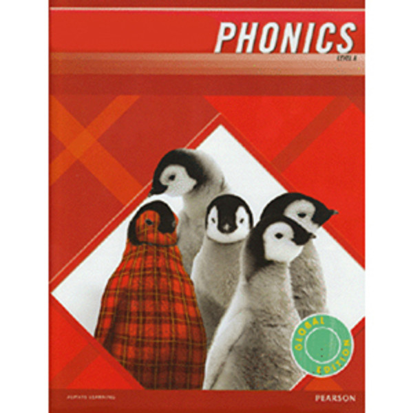 MCP Plaid Phonics 2011 Picture Cards A - B
