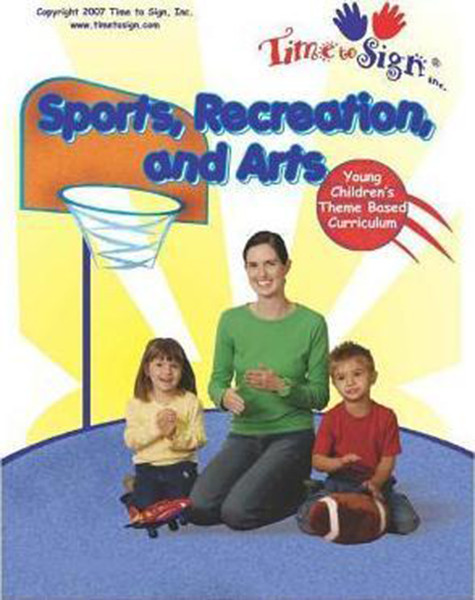 Young Children's Theme Based Curriculum: Sports, Recreation, and Arts