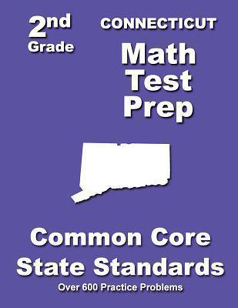 Connecticut 2nd Grade Math Test Prep: Common Core State Standards