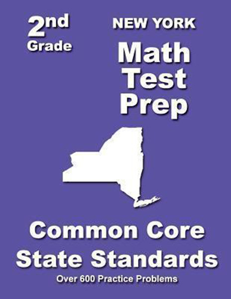 New York 2nd Grade Math Test Prep: Common Core State Standards