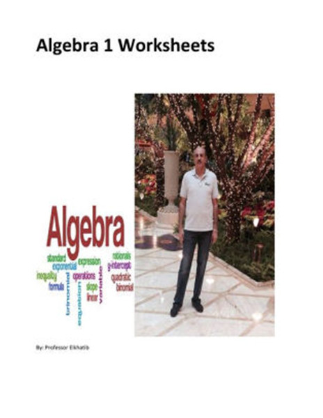 Algebra 1 Worksheets: Ideal Algebra 1 worksheets With S.A.T. Practice