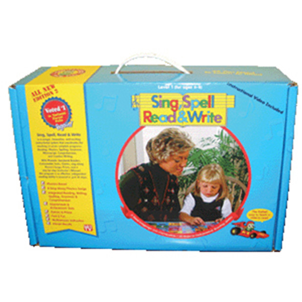 LEVEL 1 HOME KIT, SECOND EDITION, SING SPELL READ AND WRITE