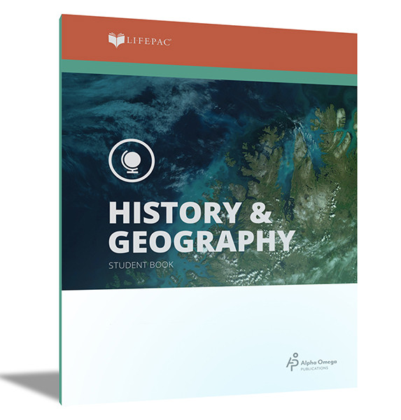 LIFEPAC History & Geography Teacher Book 7th Grade