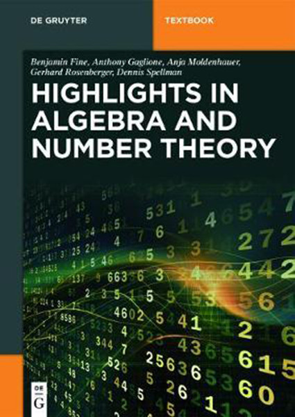 Algebra and Number Theory: A Selection of Highlights