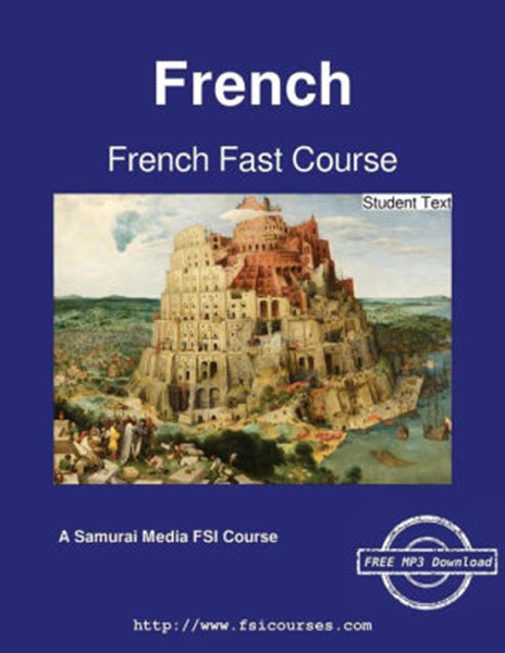 French Fast Course - Student Text