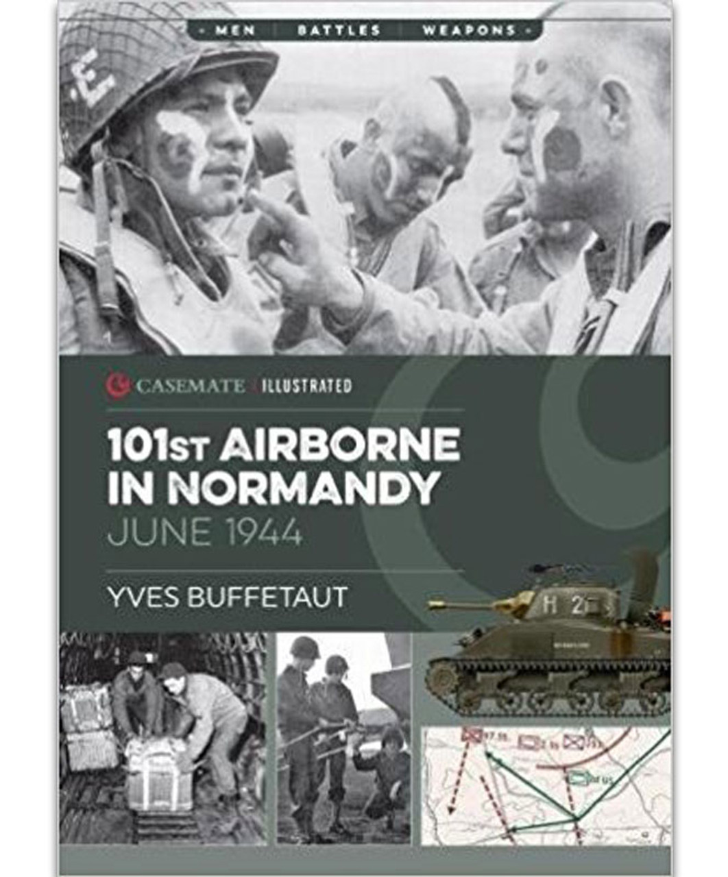 101st Airborne In Normandy Pb The National Wwii Museum