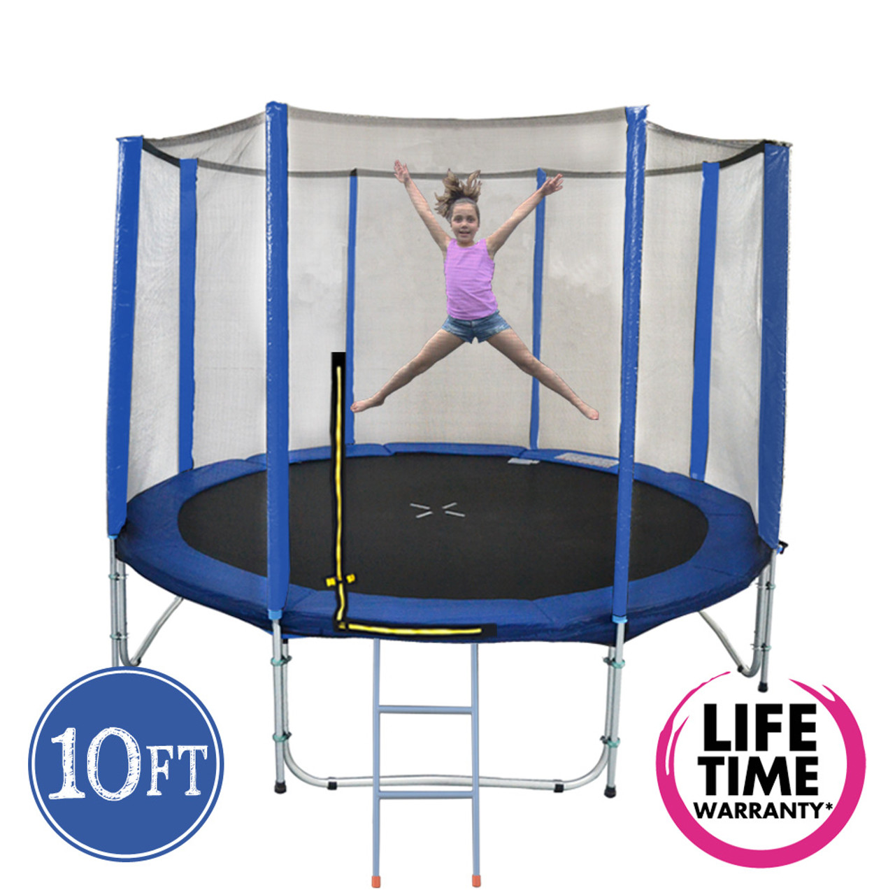 Just how to Execute A Top Decrease to the Trampoline