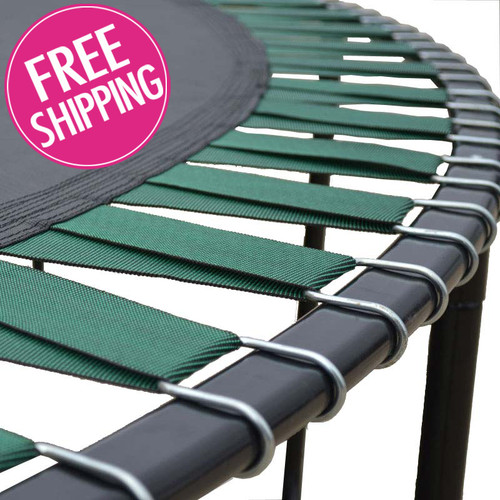 8ft Springless Trampoline Jumping Mat