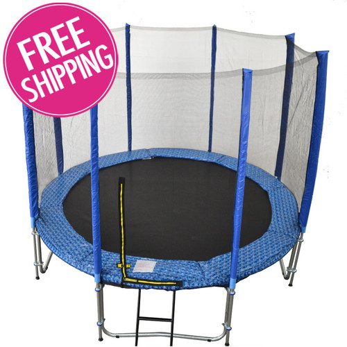 10ft Trampoline Safety Net