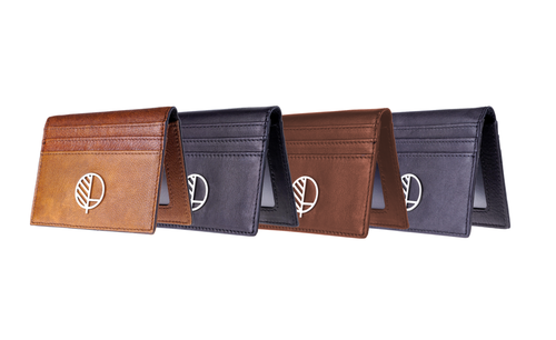 compact-leather-wallet-for-men-card holder-and-id-window-multi
