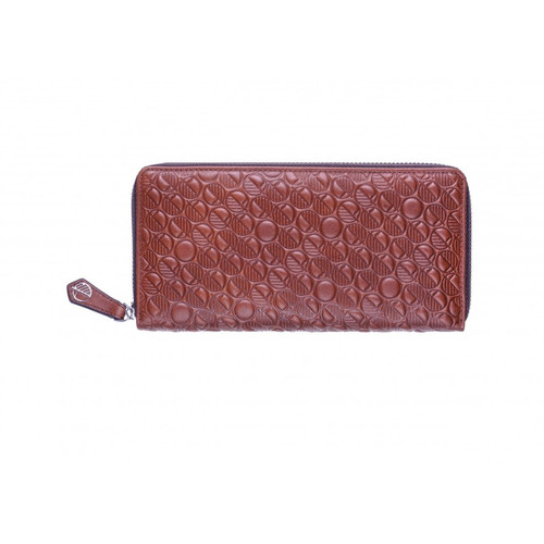 "Our ""Go"" Purse and Ladies Wallet in Rich Brown Soft British Leather from Somerset"
