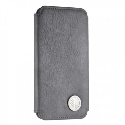 "The ""Always"" Sumptuous British Genuine Leather iPhone 7 Wallet Case & Folio in Pearlised Scorpion Rhino"