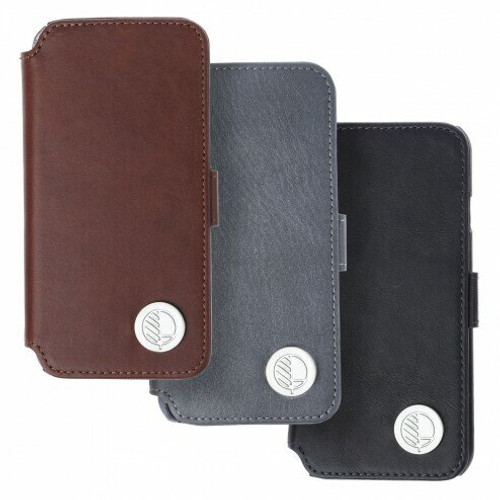 "Copy of The ""Answer"" - our Class Leading Premium British Real Leather iPhone SE 2020 Wallet Case"