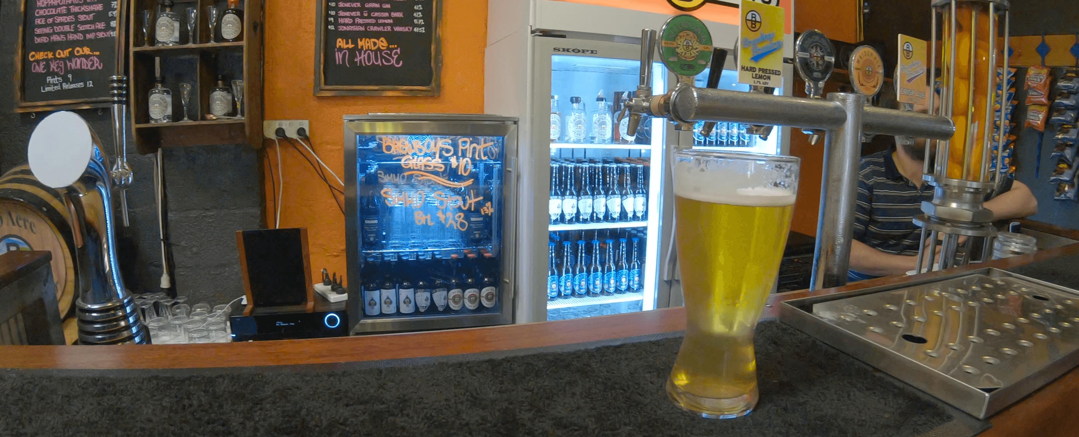 Brewboys Bar