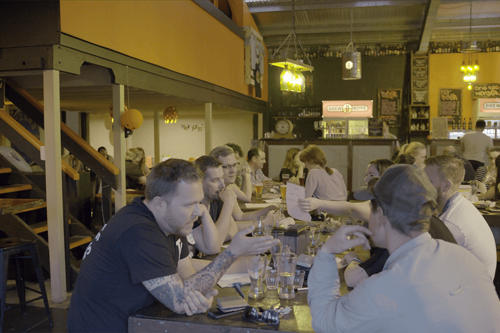 Brewboys is good for the community