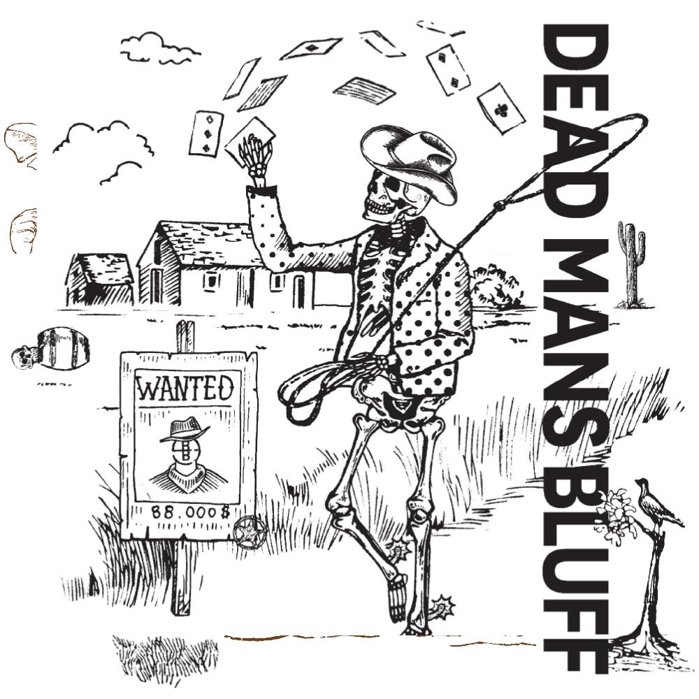 Dead Mans Bluff Illustration