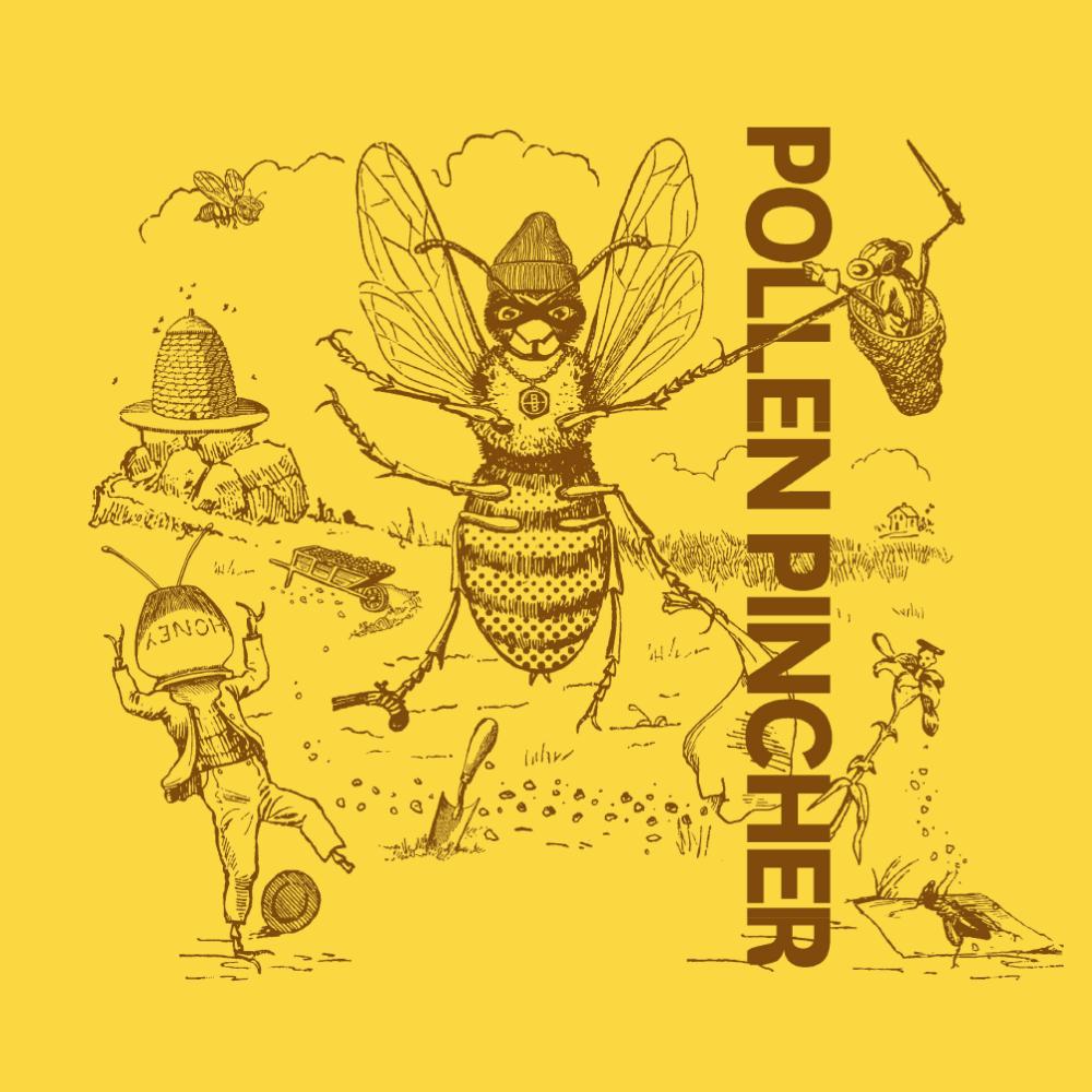 Pollen Pincher Illustration