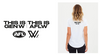 AFLW GENW Tee - Womens / PLAY LIKE YOU MEAN IT